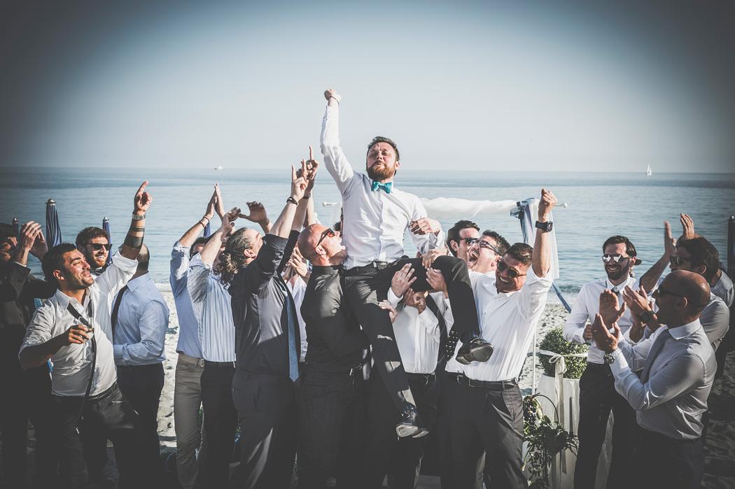 Fotografo di Matrimonio in Liguria