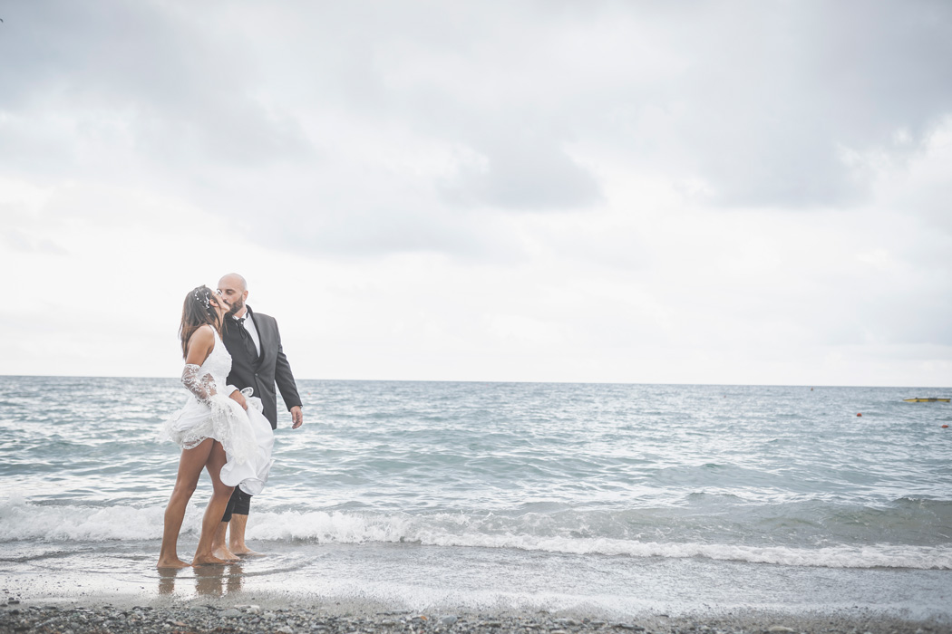 fotografo per matrimonio liguria