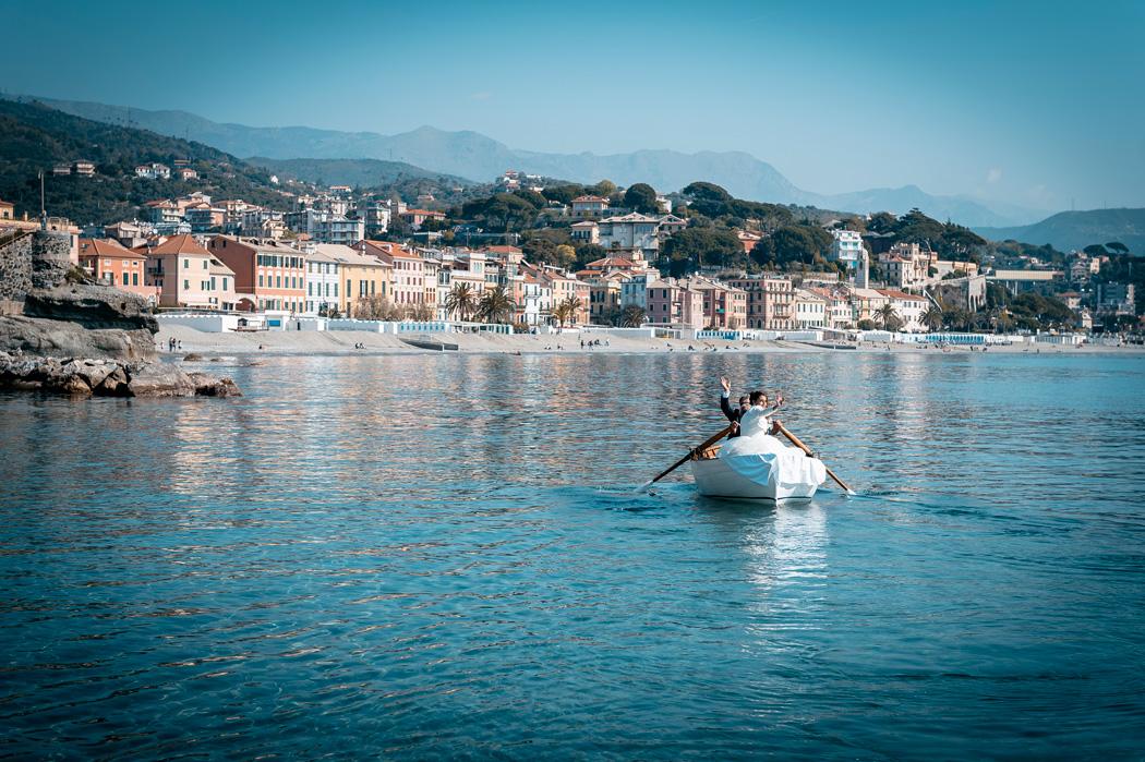 Studio Fotografico Matrimoniale Liguria