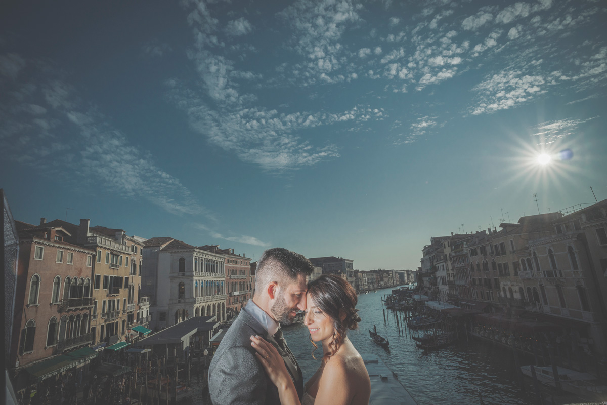 venezia foto matrimonio