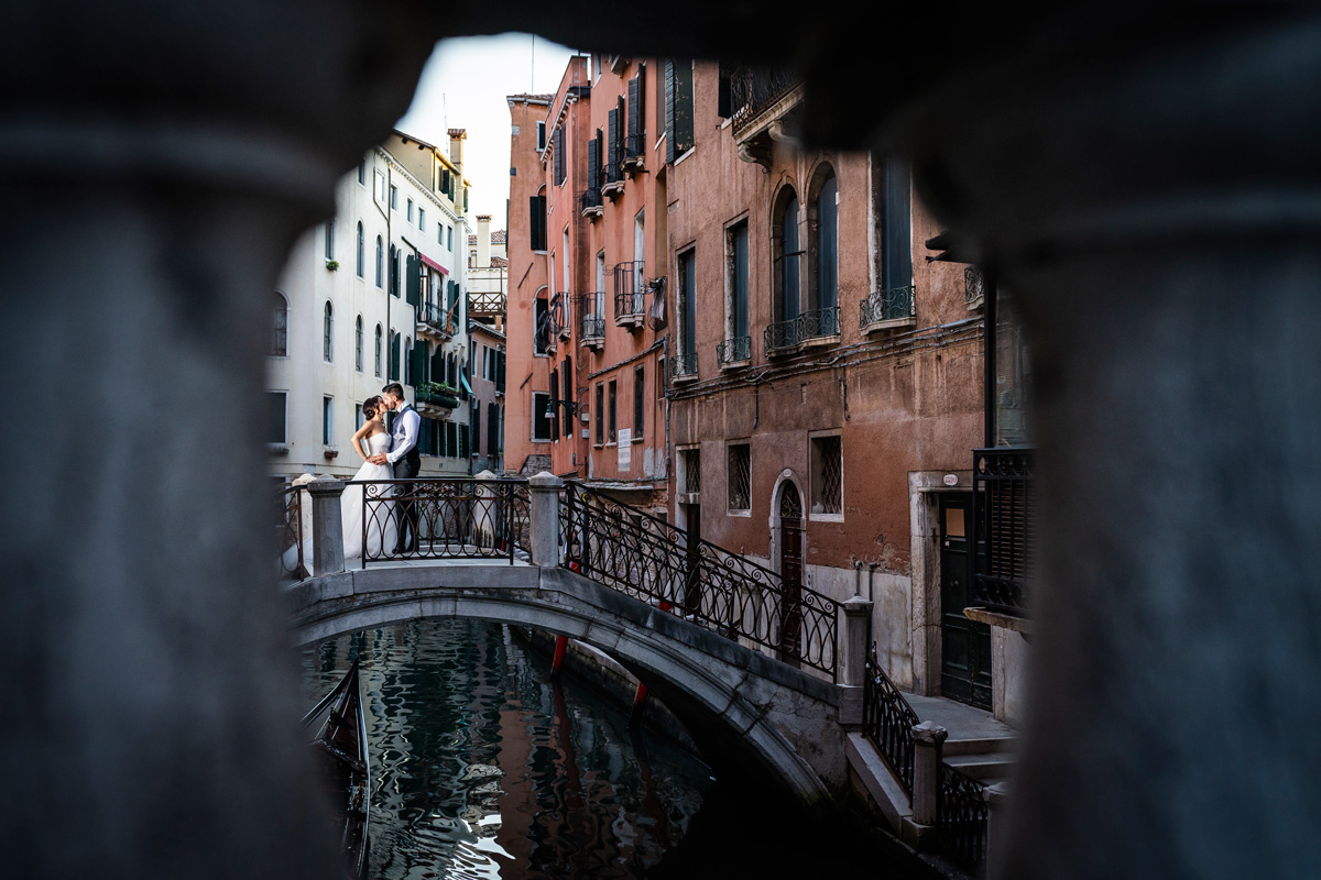 venice photo wedding