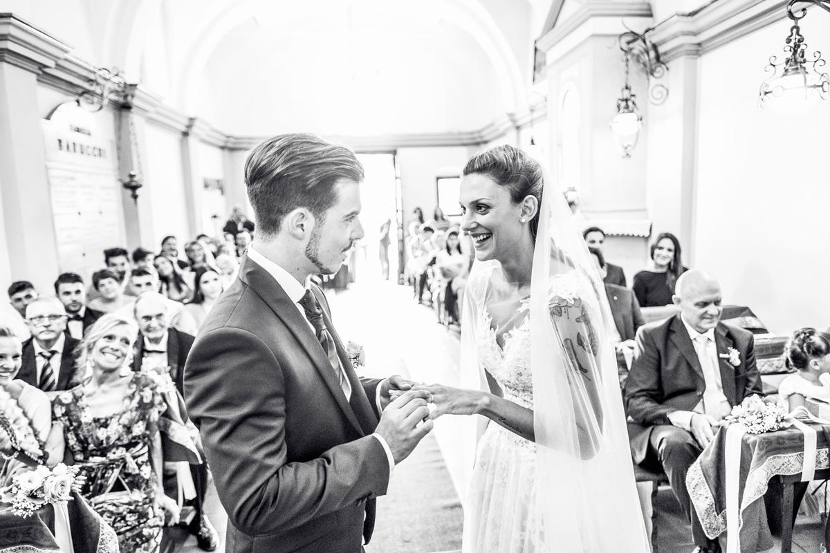 foto di matrimonio alla tenuta la cascinetta