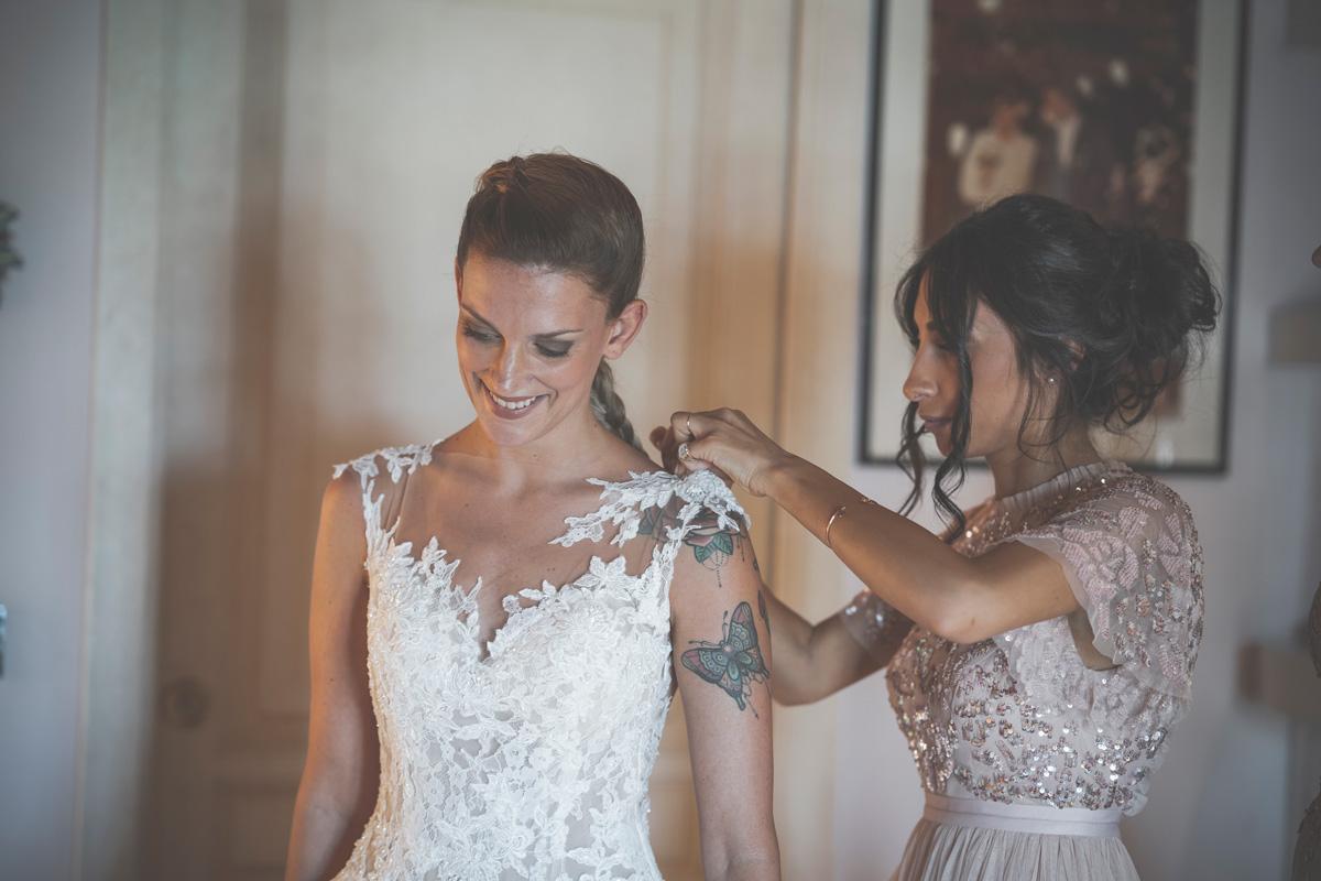 wedding buriasco