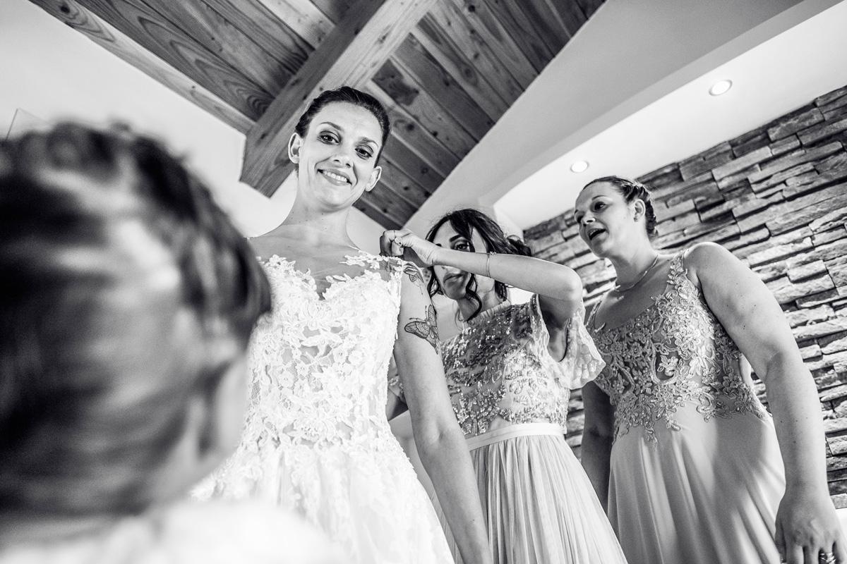 wedding in buriasco