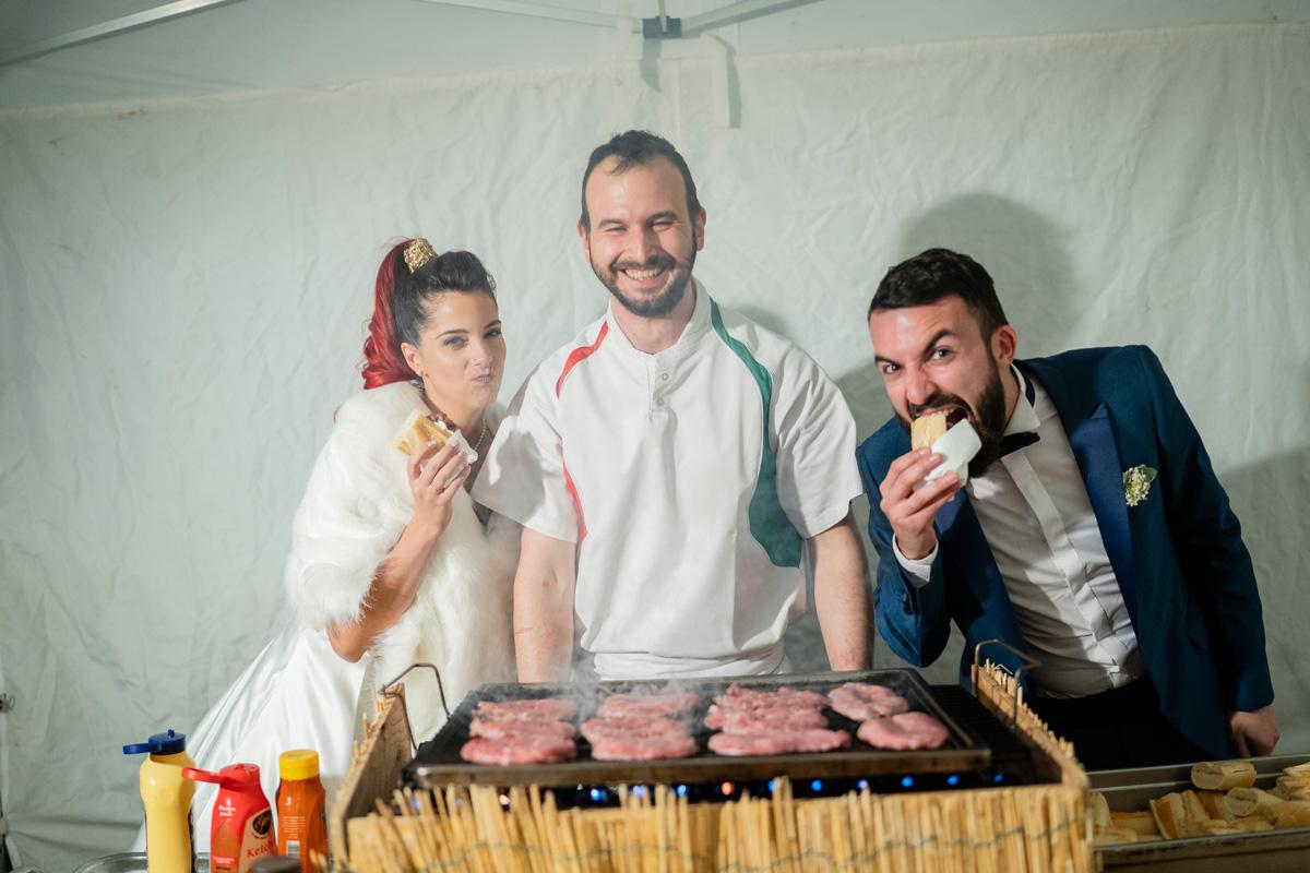 villa giacomelli reportage food