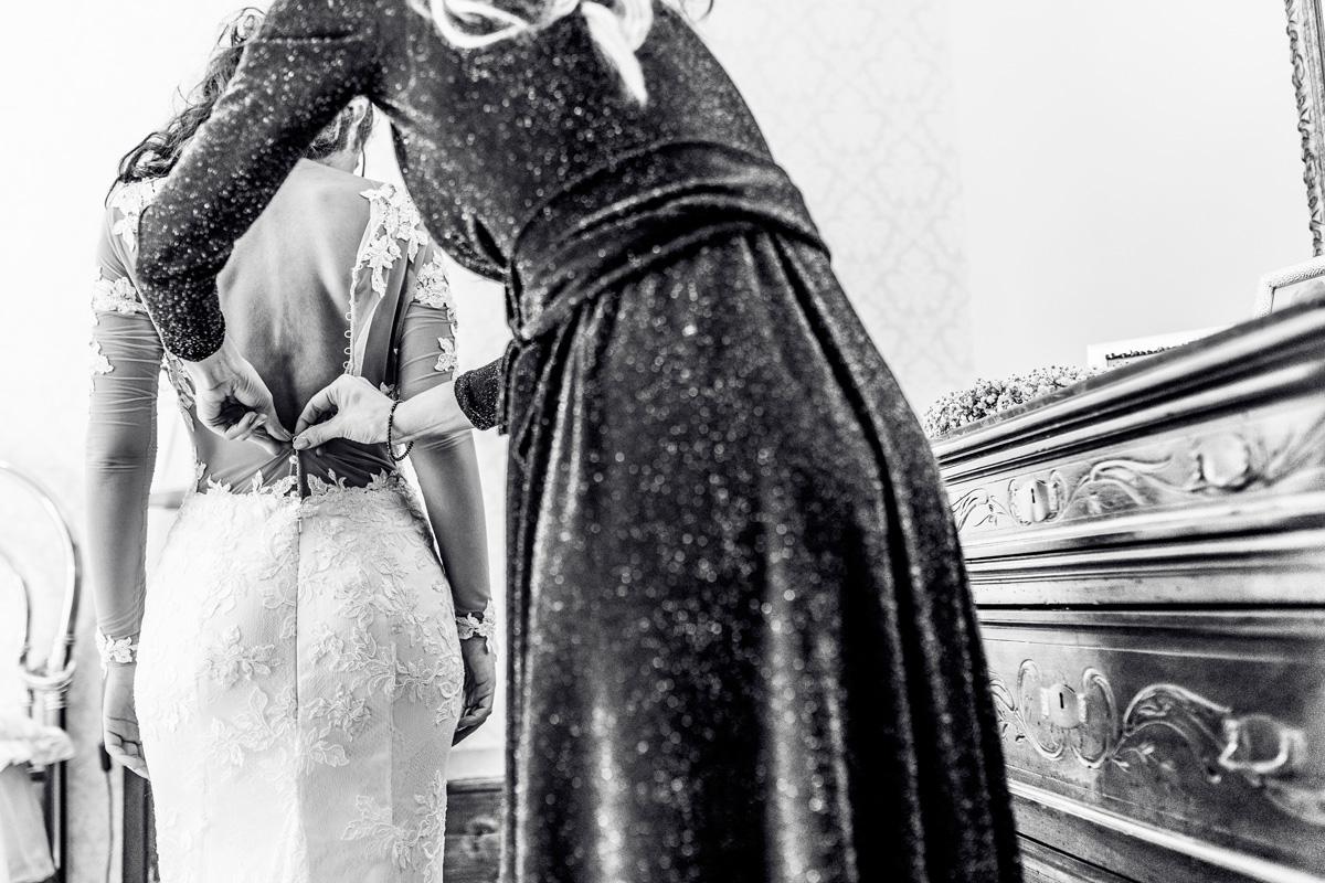 villa sassi matrimonio