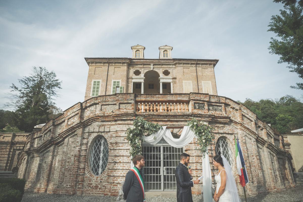 gassino sposi sposa villa bria