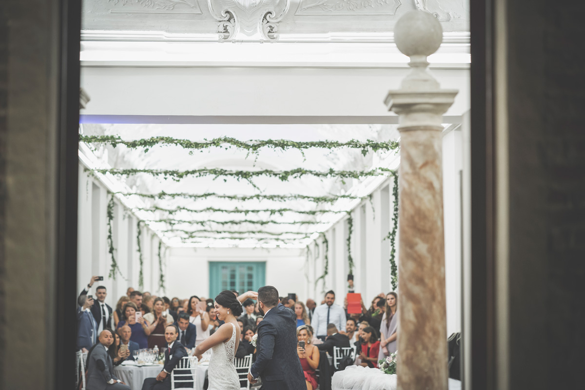 villa bria wedding in turin italy